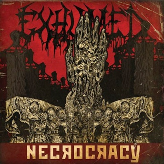 Exhumed-Necrocracy