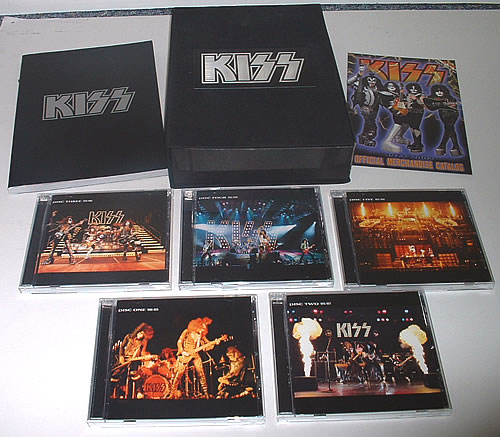 Kiss+-+The+Box+Set+-+CD+ALBUM+BOX+SET-327773