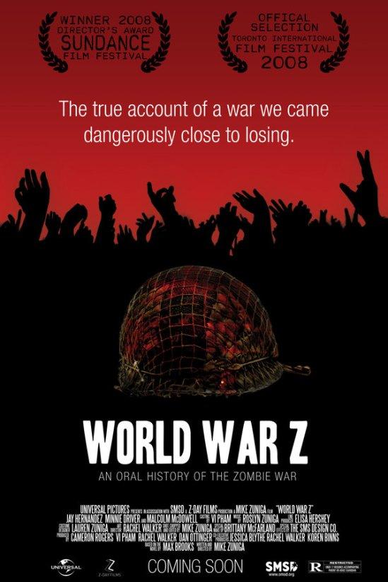 World_War_Z_Movie_poster_by_MikeZuniga